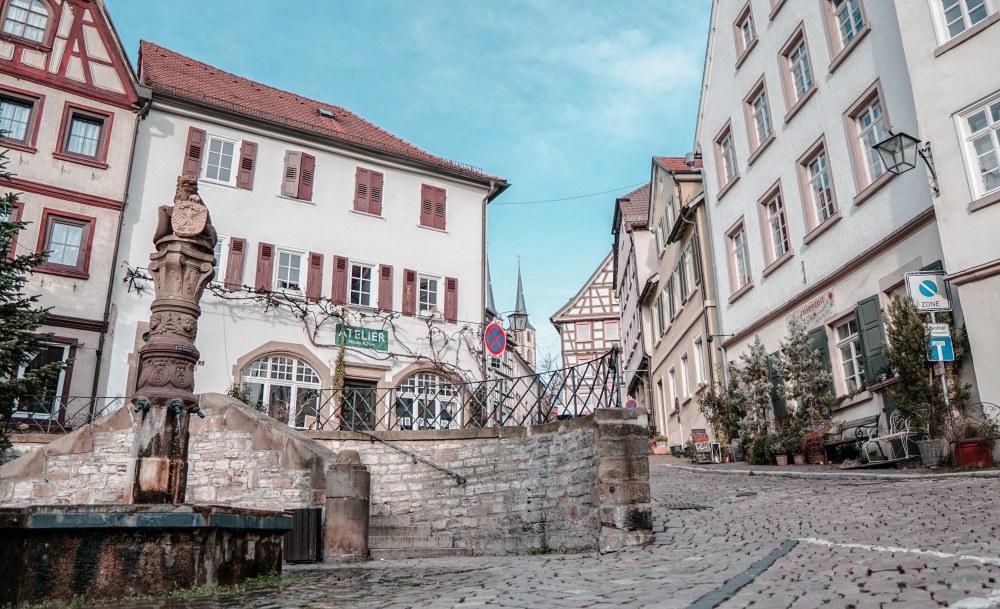 Hotel Neckarblick in Bad Wimpfen